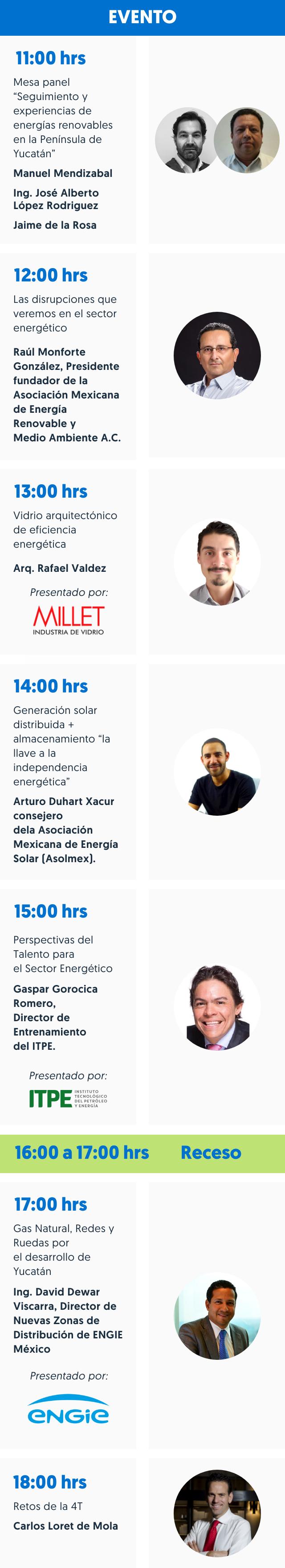 Expoforo Energía Yucatán 2020