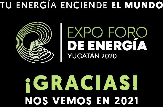 Expo Foro de Energía Yucatán 2020